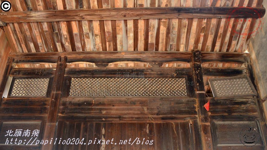 15藏興古厝正廳木雕.JPG