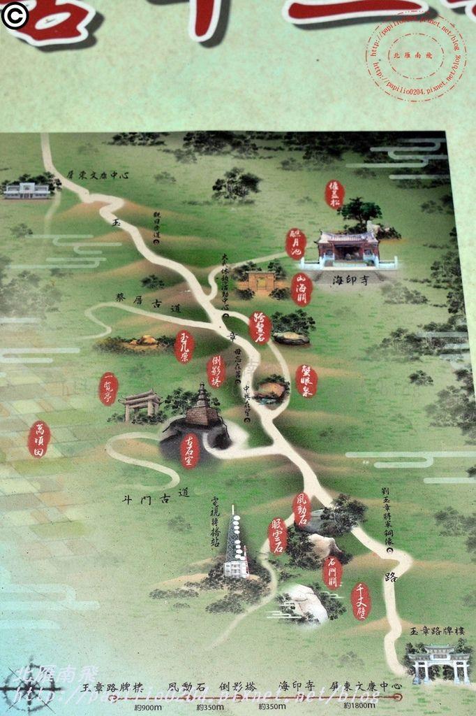 08太武山十二奇-分布地圖.JPG