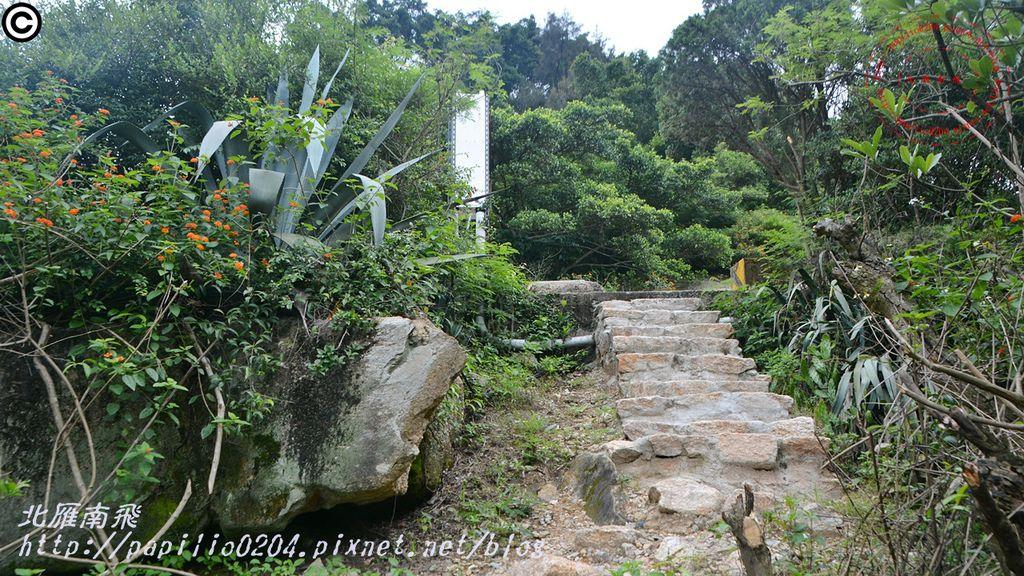 23太武山十二奇-蟹眼泉步道玉章路入口.JPG