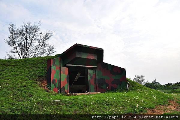 金門和平紀念園區(林厝砲陣地)