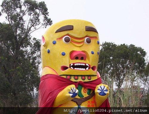 泗湖風獅爺