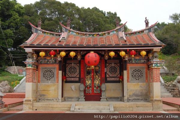 金門珠山薛氏家廟