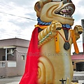 東洲風獅爺