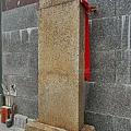 金門古崗重修仰雙巖碑記