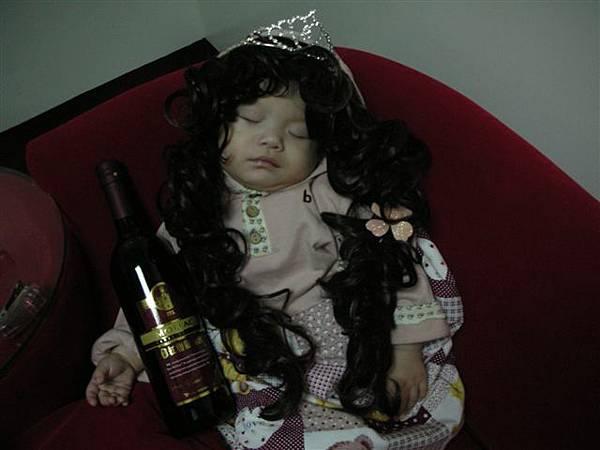 喝醉的公主~阿母的傑作~