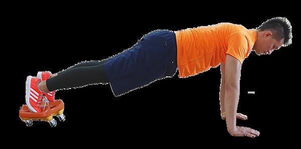 16 撐體式提臀Plank Hip Raise-2