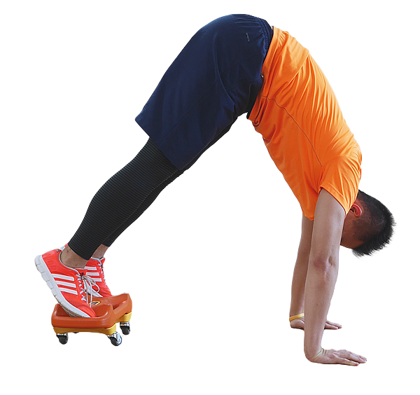 16 撐體式提臀Plank Hip Raise-3