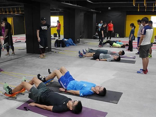 Parabell平衡鈴肌力訓練