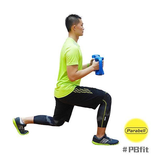 核心訓練core training弓箭步 Lunge