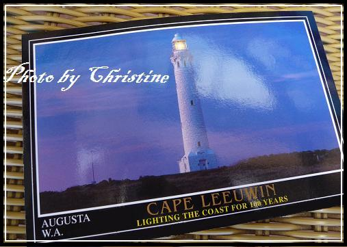 Augusta - Cape Leeuwin Lighthouse