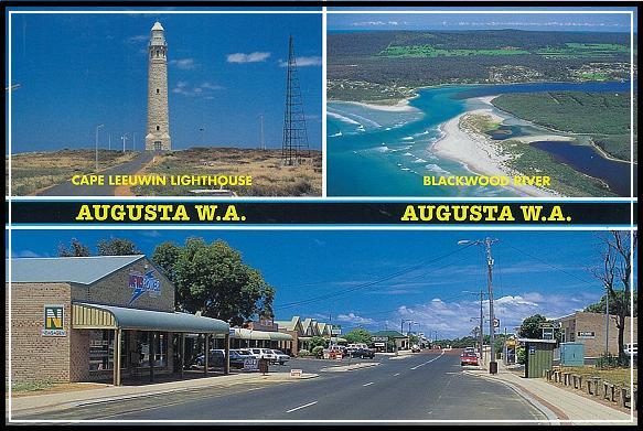 Augusta Post Card -2
