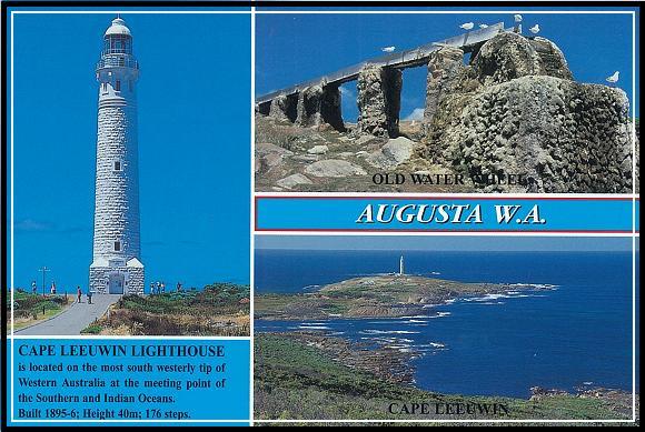 Augusta Post Card -1