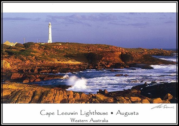 Cape Leeuwin Lighthouse by Alex -1