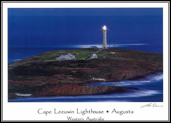 Cape Leeuwin Lighthouse by Alex -2