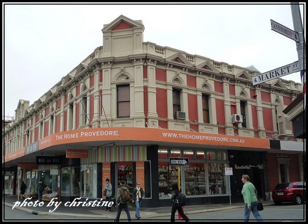 【The Home Provedore】 store in Fremantle