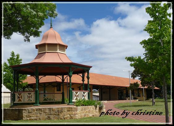 Donnybrook 【Old Railway Station】-Visitor Centre
