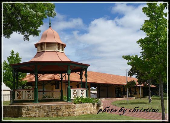 Donnybrook 【Old Railway Station】-Visitor Centre