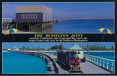 Busselton Jetty -4