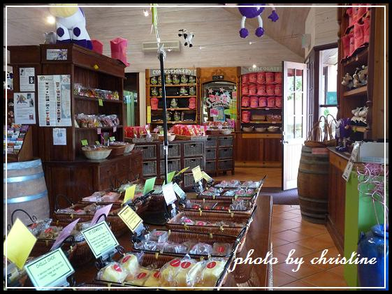 【The Candy Cow】 店內陳設&產品Fudge