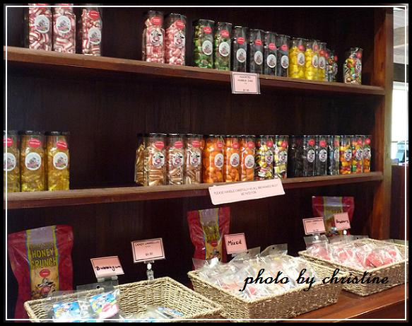 【The Candy Cow】 店內陳設