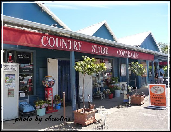 A Country Store in Cowaramup