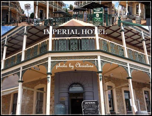 YORK 鎮上的 Imperial Hotel
