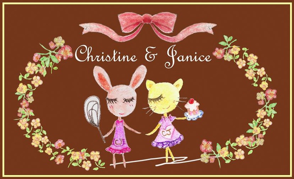 Christine & Janice 手工蛋糕品牌