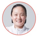 運動教練李筱娟
