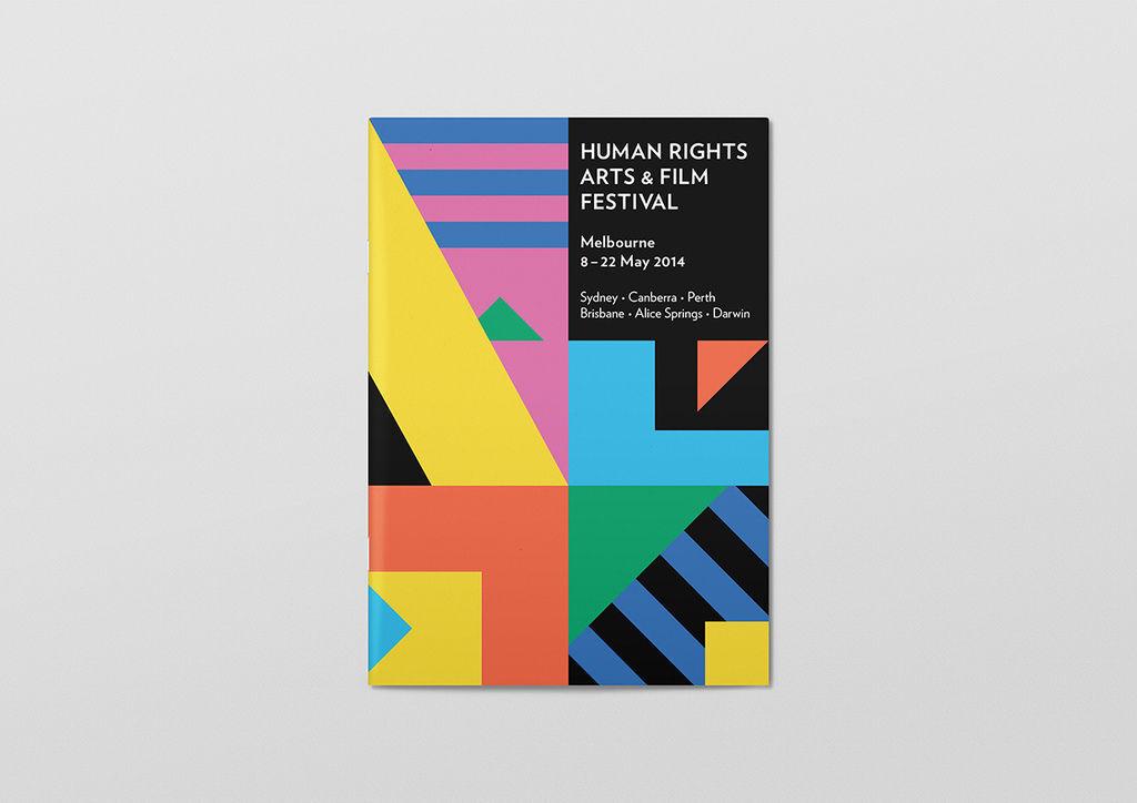 實習作品_澳洲人權影展手冊視覺設計_01