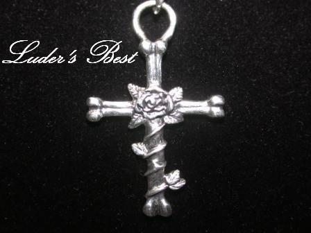 天主教925純銀十字架