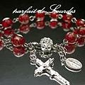 天主教玫瑰經一端念珠
