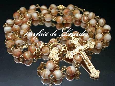 Catholic rosary 天主教玫瑰經唸珠