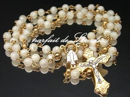 Catholic Rosary  天主教玫瑰經念珠
