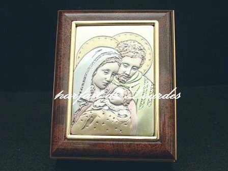 天主教聖家置物盒--925純銀