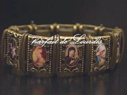 天主教古典手環1