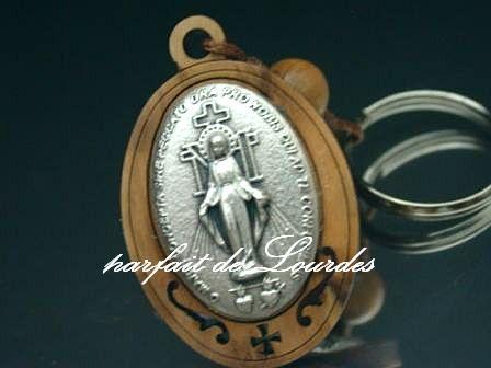 橄欖木鑰匙圈