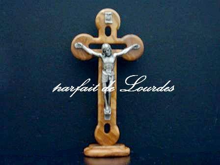 天主教十字架--橄欖木