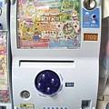 橫濱看到的貼紙機