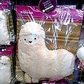 彩遊館-羊駝枕