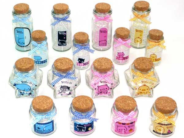 美夢成真玻璃罐