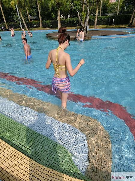 落得城堡 pool party_9310