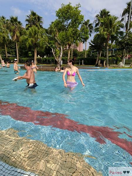 落得城堡 pool party_3055