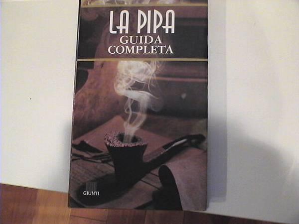 關於煙斗的書(義大利文)