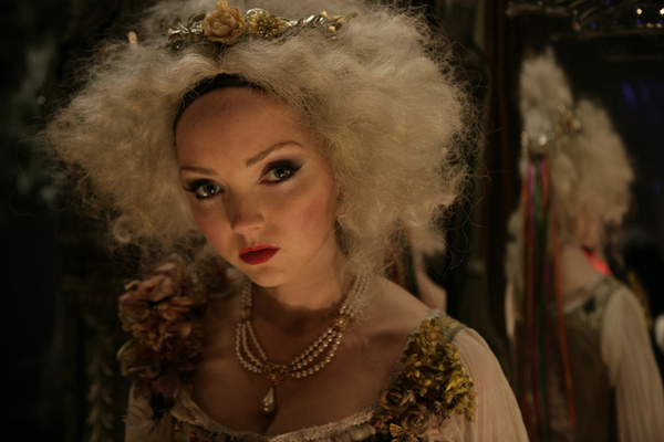 Lily Cole as Valentina on stage (FD).jpg
