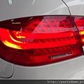 E92 M3 LCI尾燈-安裝後