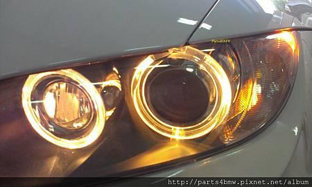 E92 M3 - 刪除角燈