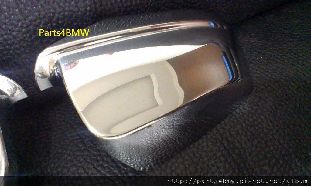 F10 鍍鉻後照鏡外蓋