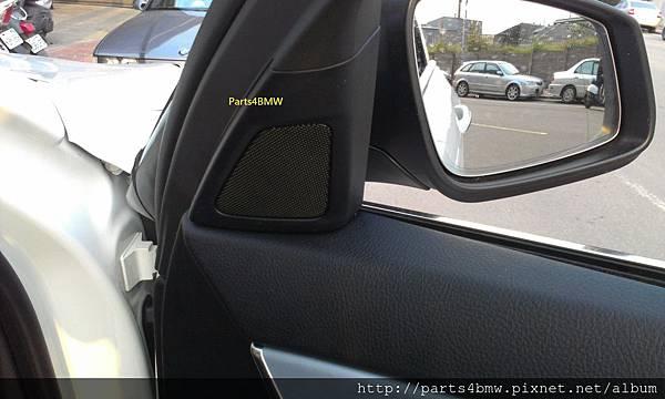 F11高音窗框