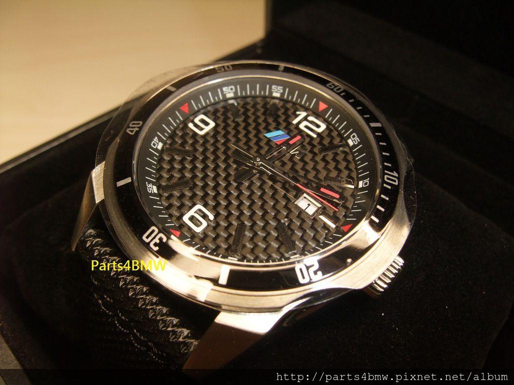 BMW M 碳纖維手錶