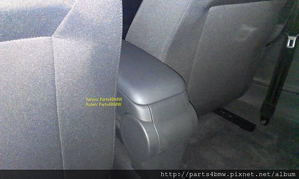 Audi A1 中央扶手